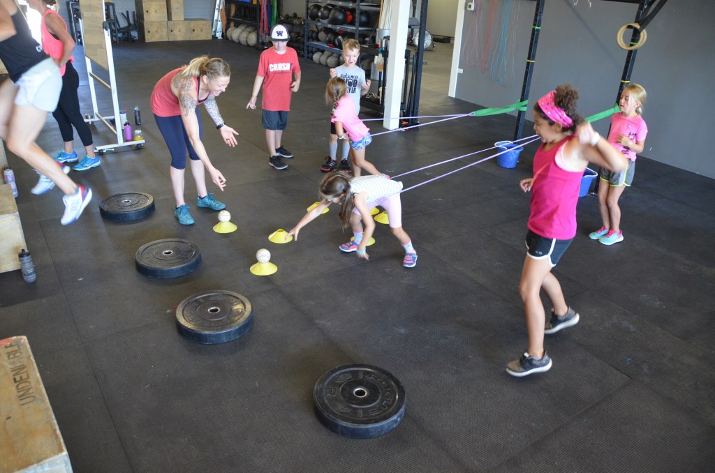 Your Kids crossfit gym
