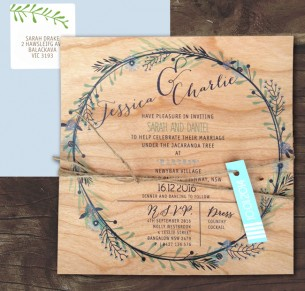 Get Your Impressive INKreations Wedding Invitations in Australia