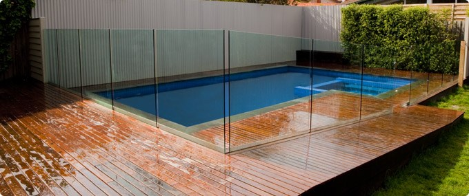 How to Install Fully Frameless Glass Pool Fencing On Concrete