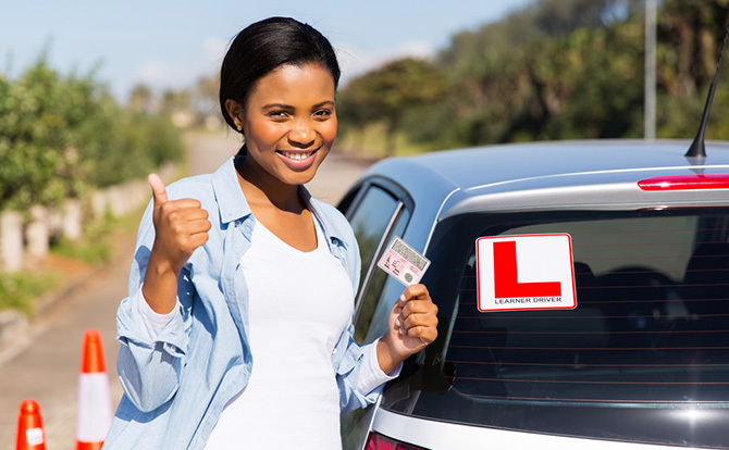 online driving lessons Queensland