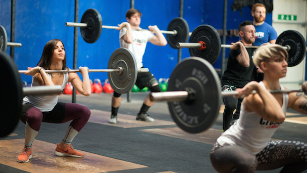4 Reasons You Should Try CrossFit