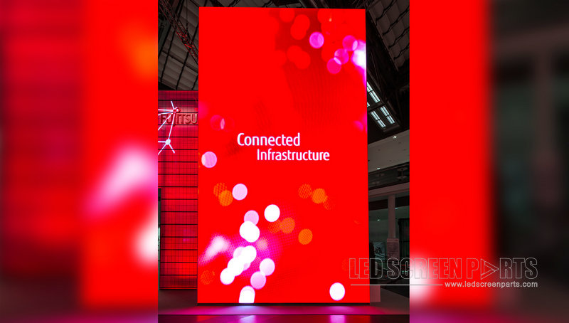 Advantages of surface mount outdoor LED display