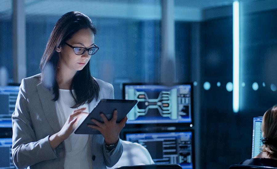 Cyberecurity Engineer Works